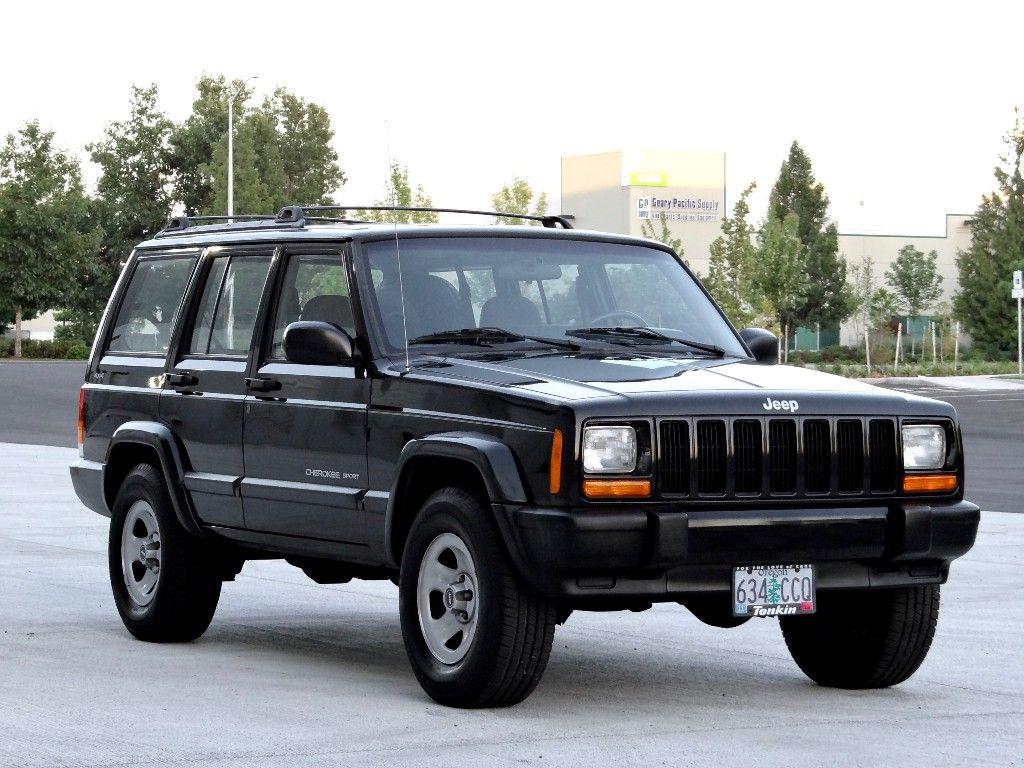 2001 Jeep Cherokee Sport in 2020 Jeep cherokee sport