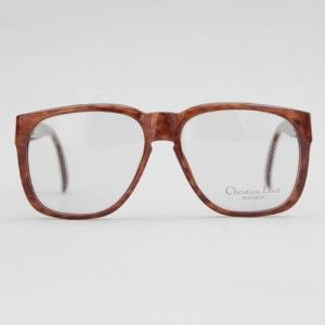644f8f7d31 Lunettes Christian Dior vintage style Jacques Chirac 1981 ...