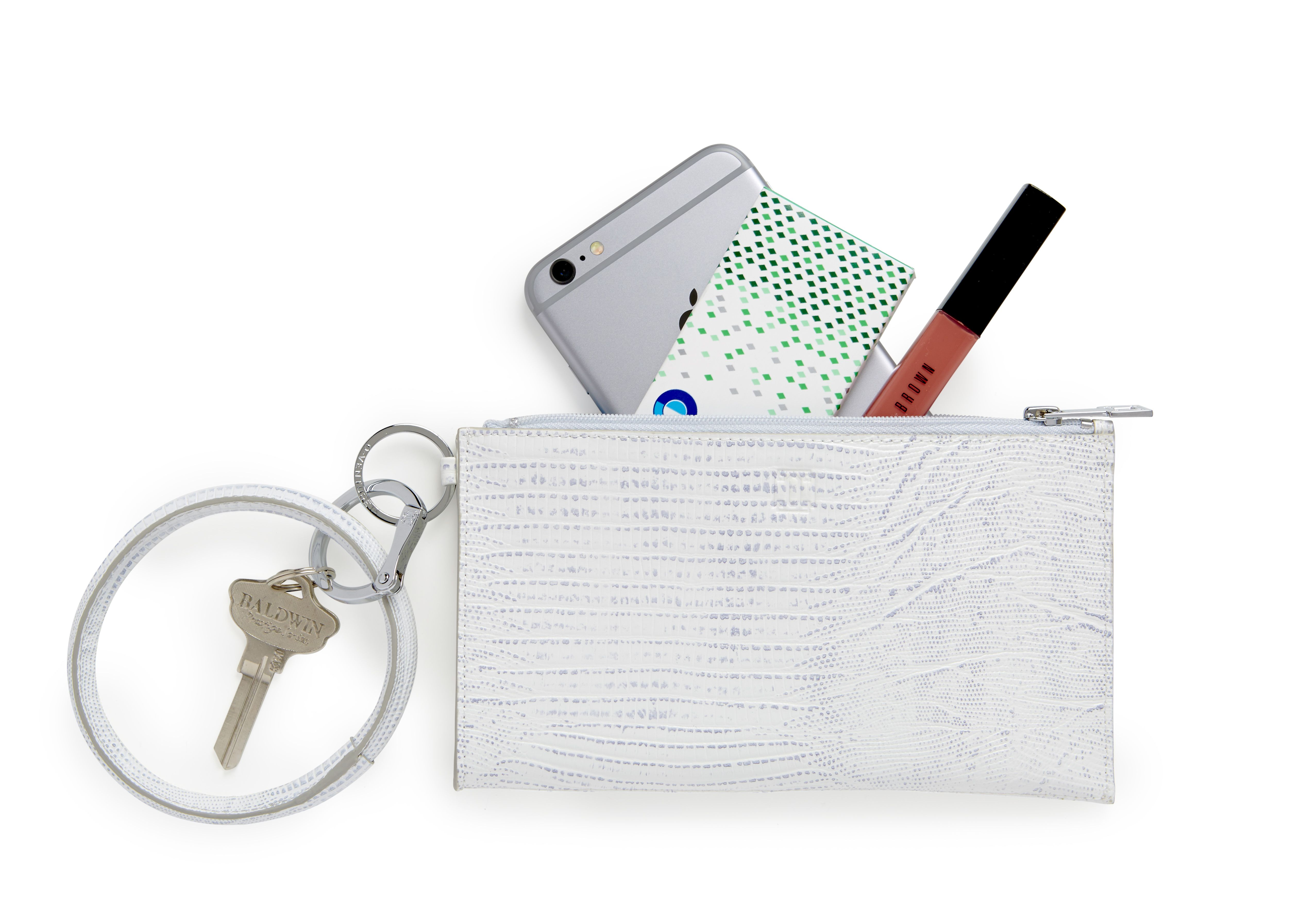 O-venture white Big O Key Ring and pouch / card case - Best ...