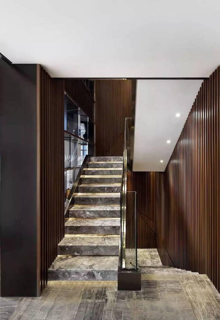 Créez un design intérieur raffiné grâce à l\'escalier en ...