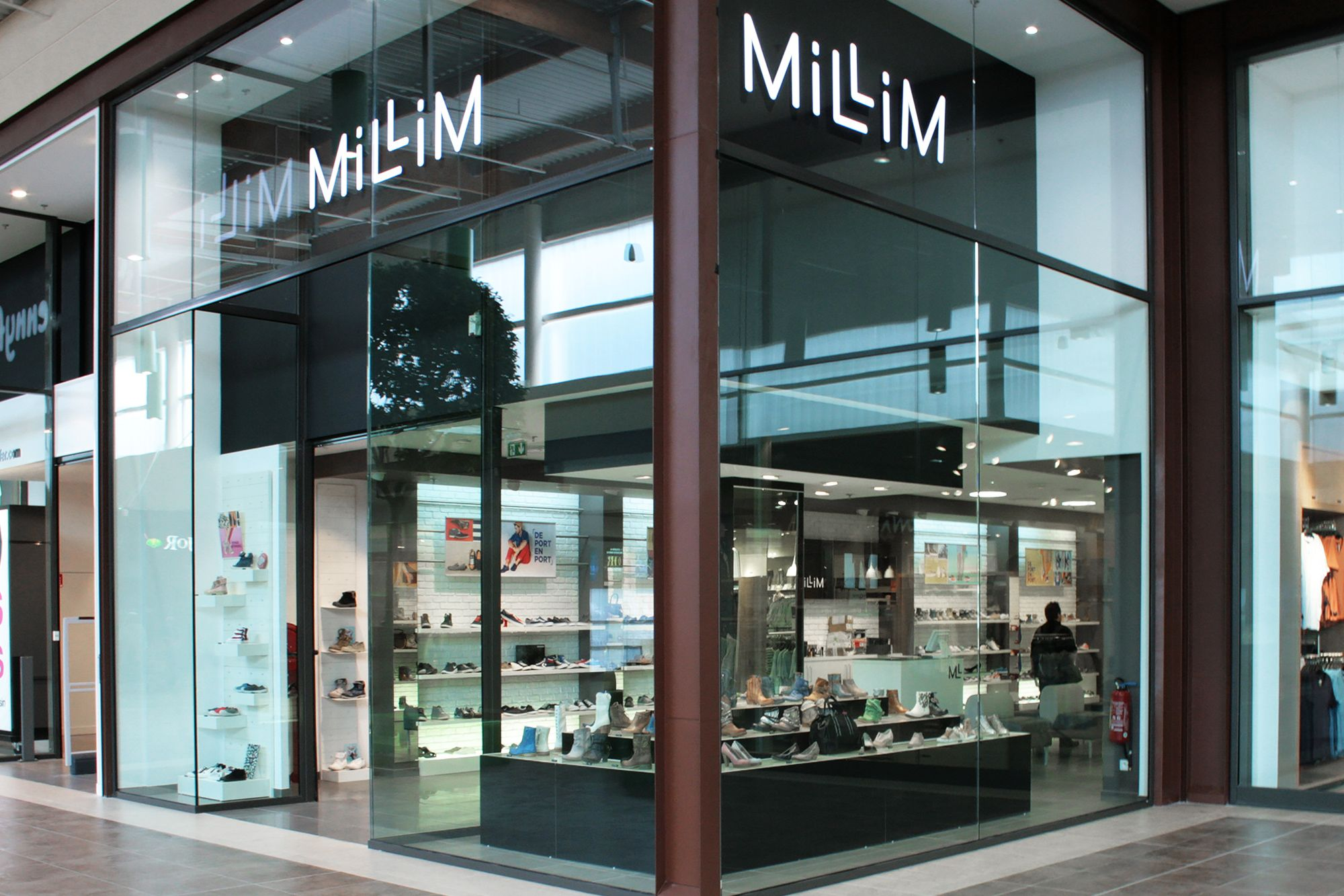 Le Havre Millim Retail Pinterest Boutique And Retail # Muebles Boutique Srl