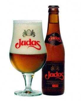 Judas - Brouwerij Alken-Maes, Alken, België. Beoordeling GGOB: 6,8. Eigen beoordeling: 7,3