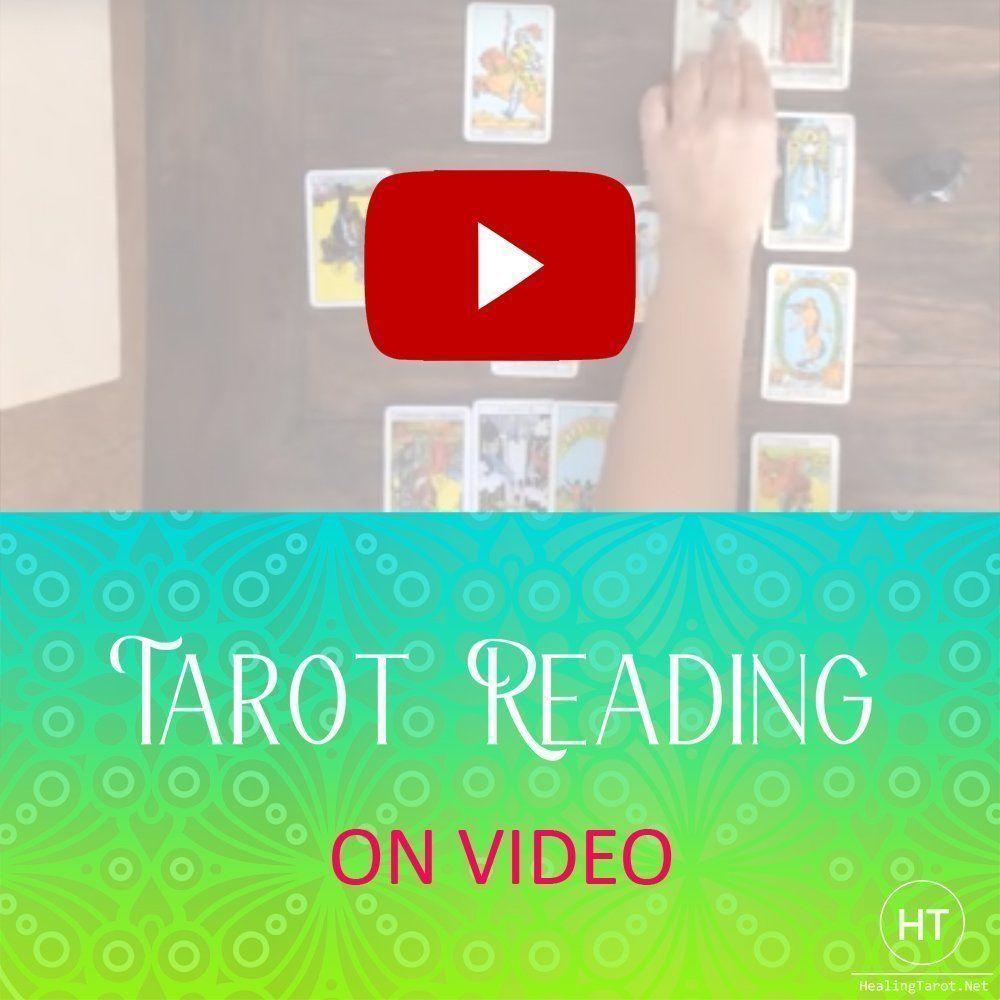 YouTube Tarot Reading - 30 minutes | intuition | Love tarot