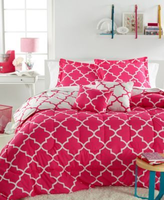 Langley 4 Pc Twin Twin Xl Comforter Set College