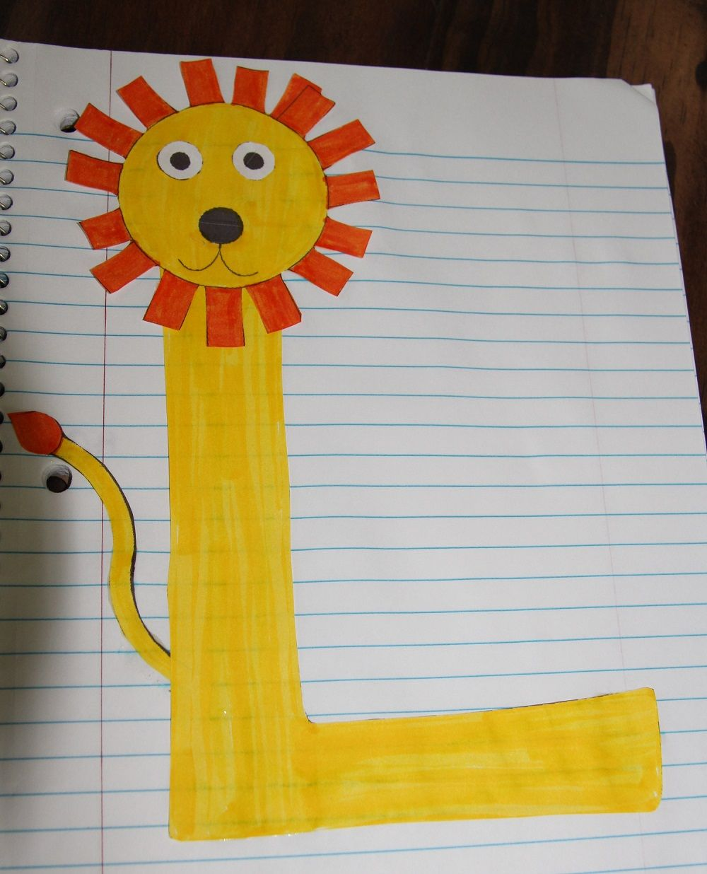 Alphabet interactive notebook and letter crafts Letter a