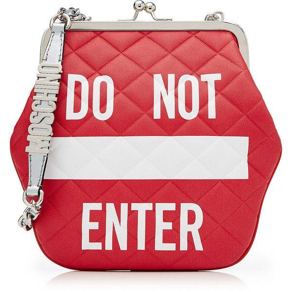 18+ Moschino do not enter trends