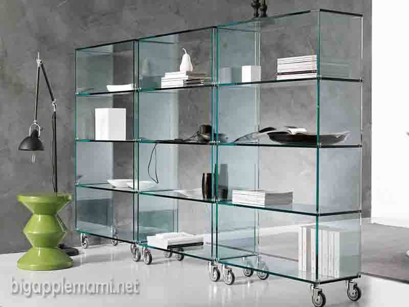 Nice Glass Shelf Unit Living Room Glass Shelving Unit Glass Bookcase Glass Shelves #shelf #unit #living #room