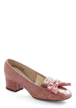 Vintage Reserve Clara Heel, #ModCloth