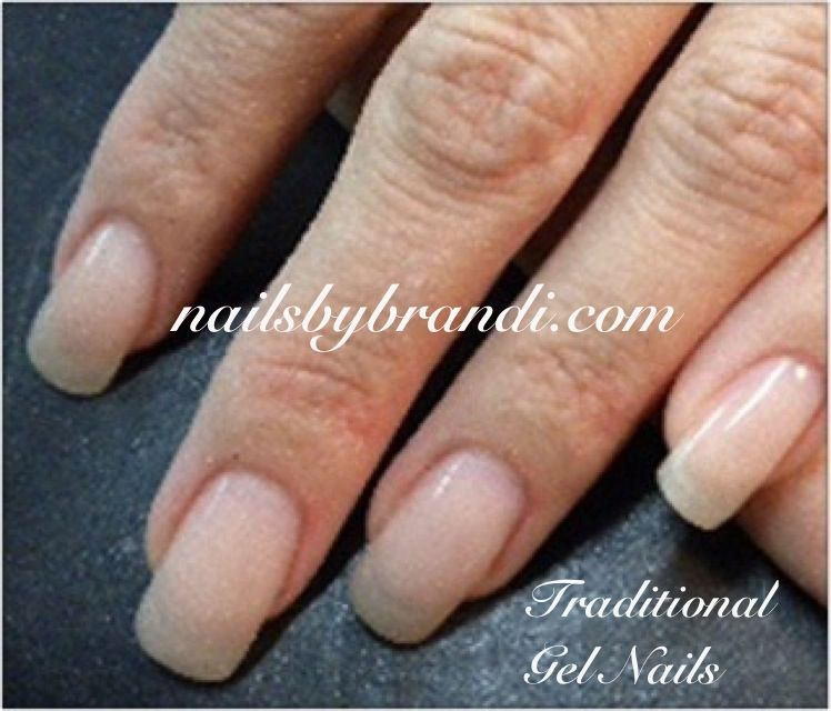 Gel Nails Natural Look   Best Nail Designs 2018