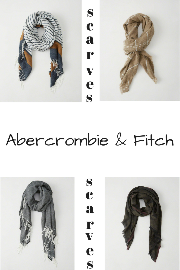 Fall is here! Time for scarves!!!