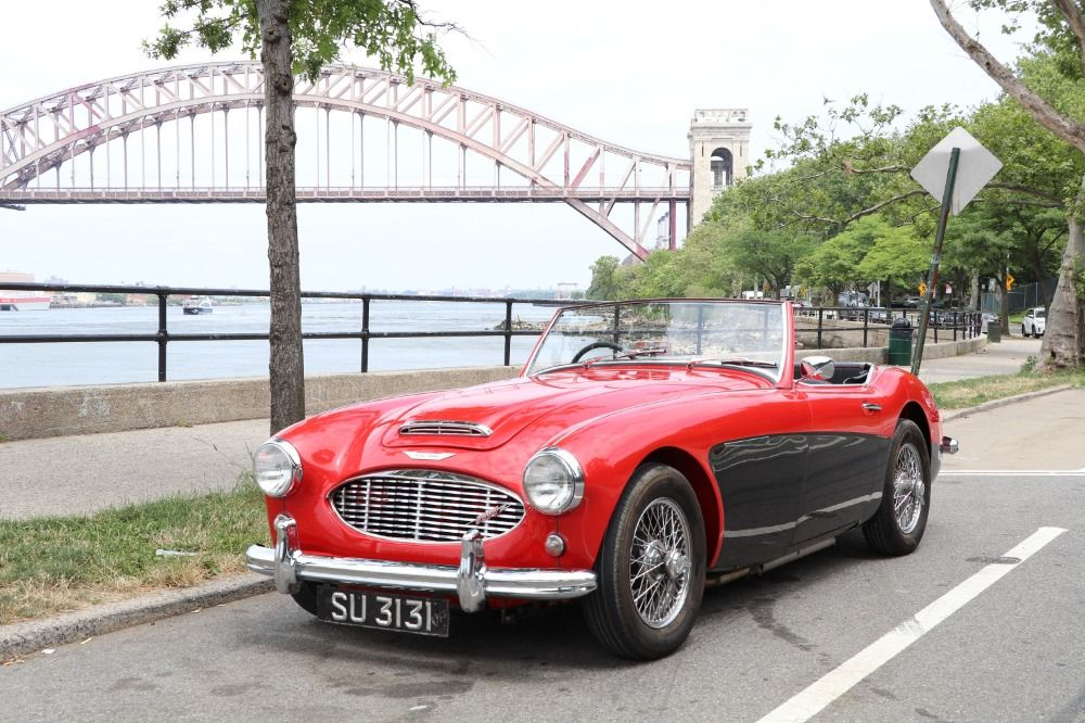 Used 1960 Austin Healey 3000 BT7 RightHandDrive