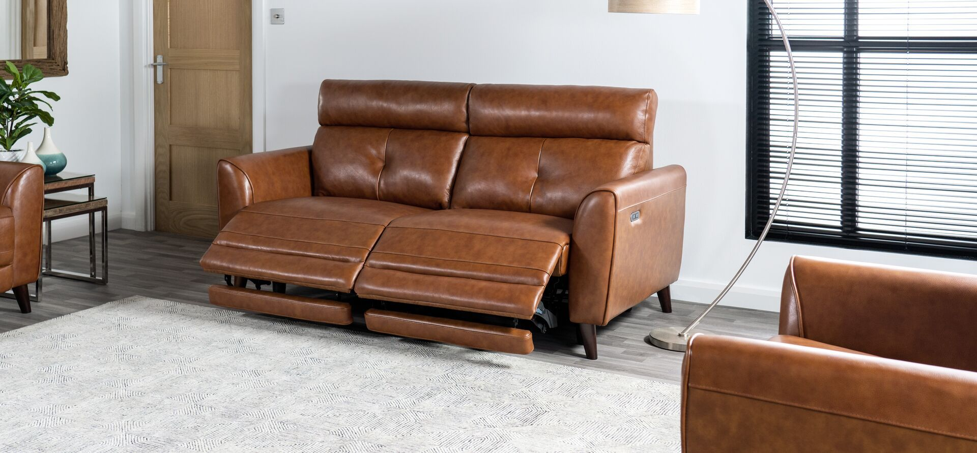 Sisi Italia Rossini 3 Seater Power Recliner Sofa Scs Power Reclining Sofa Power Recliners Reclining Sofa