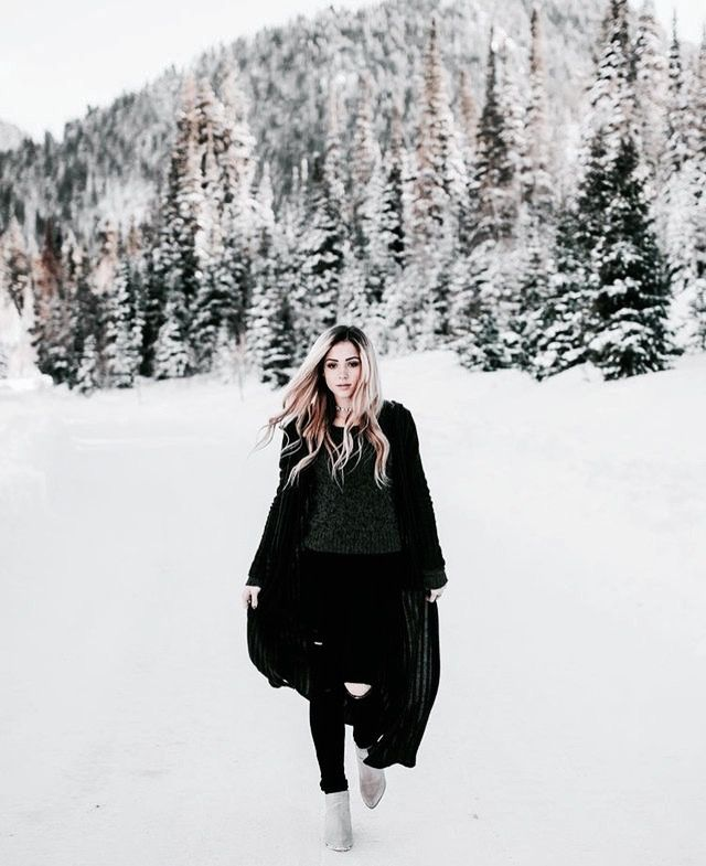 Winter Womens Fashion Trends And Styles