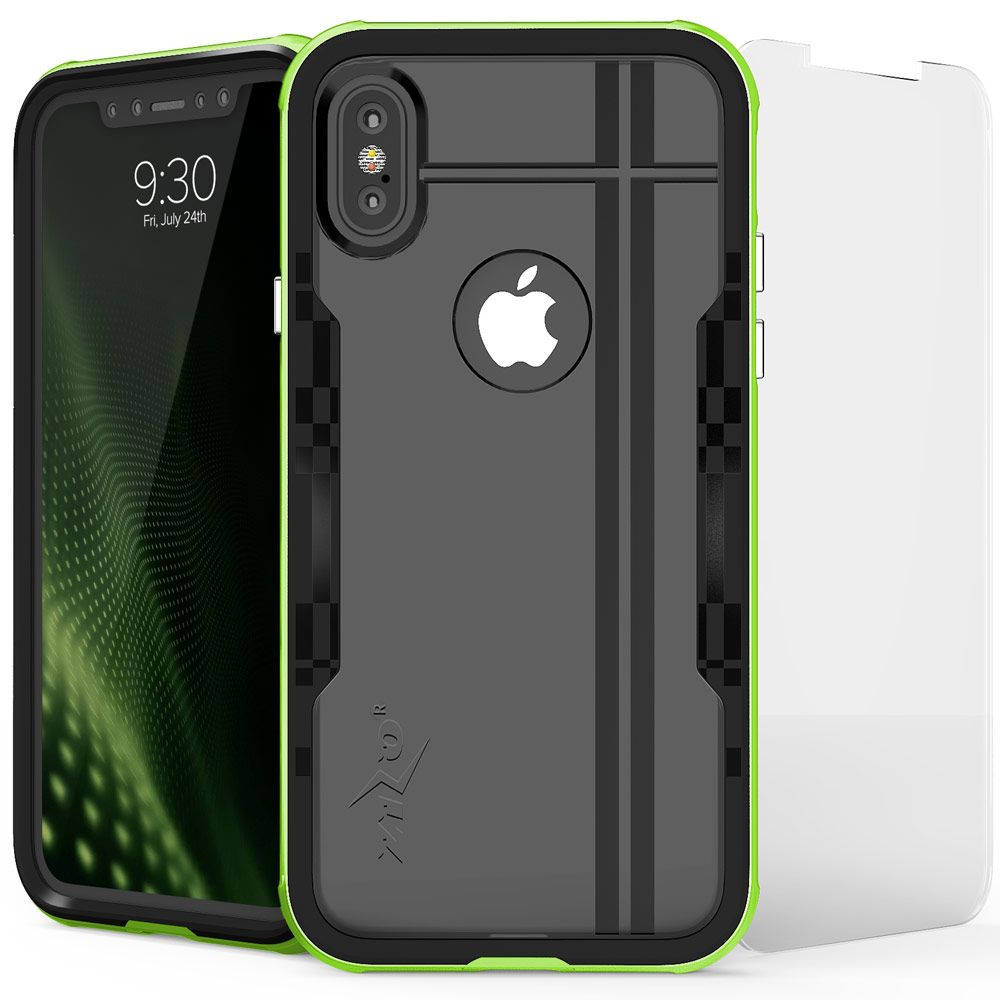 Zizo SHOCK 2.0 Series Compatible with iPhone X Case ...