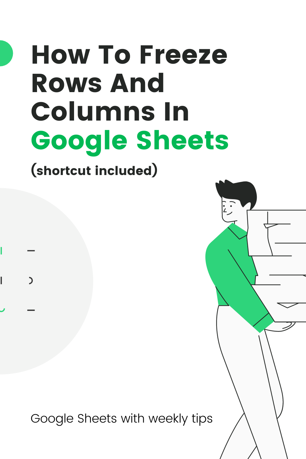 How To Freeze Cells Rows And Columns In Google Sheets Shortcut Included