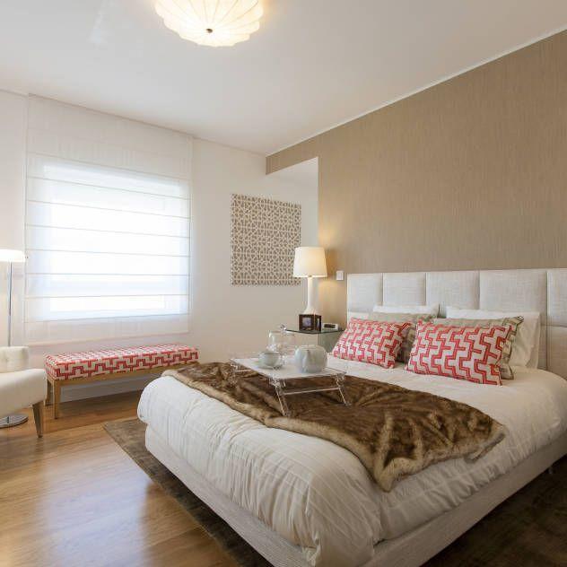 Ideas para recámaras estilo clásico. https://www.homify.com.mx/habitaciones/recamaras