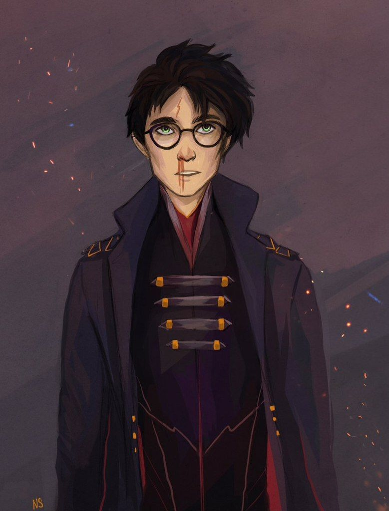 Auror Harrypotter By Nastjastark Harry Potter Preferences Harry Potter Art Harry Potter Artwork