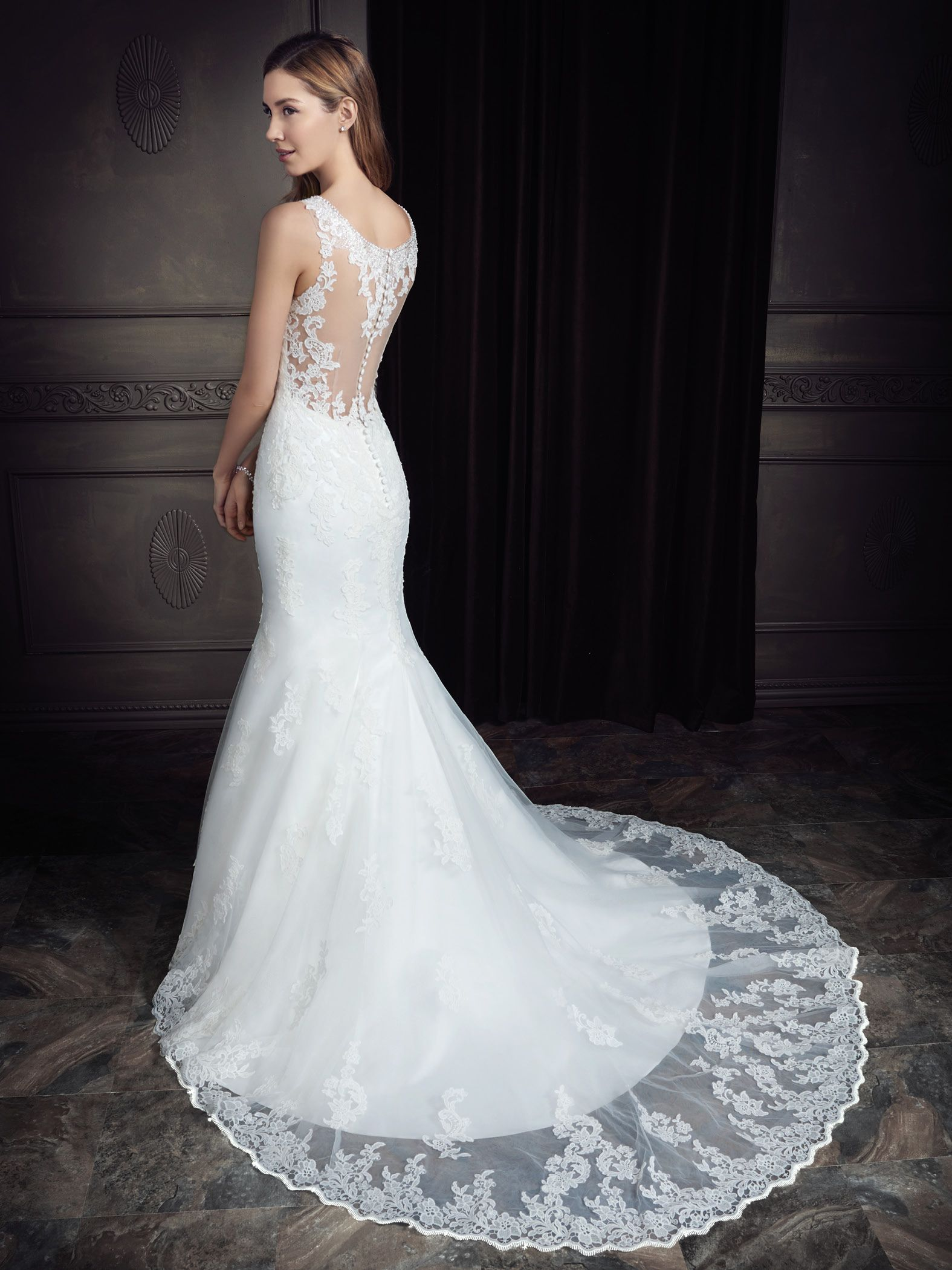 Ella Rosa Style Be330 Weddingdress Bridal
