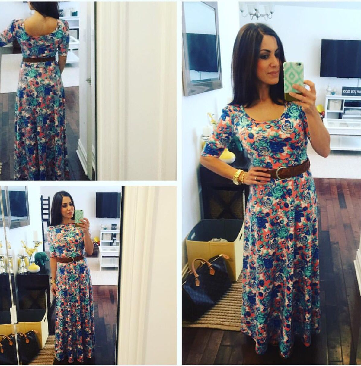Styling an Ana | LuLaRoe Clothing | Pinterest | Brown and ...