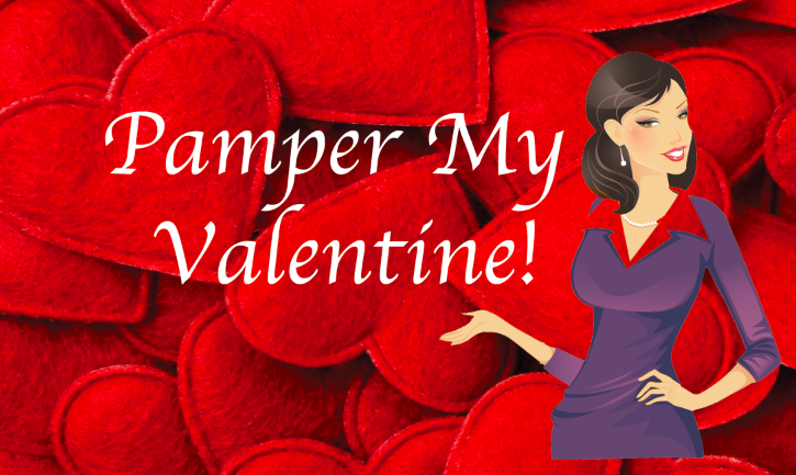 Add a little flair to your valentine's day!