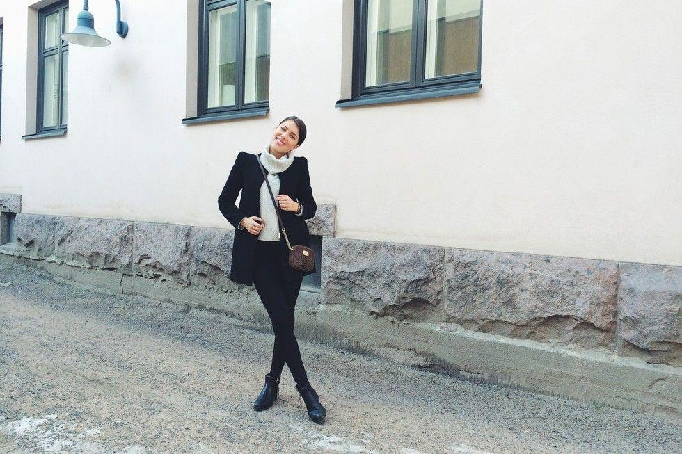 trendi haastaa: turtle neck - tiinapetriikka | Lily.fi