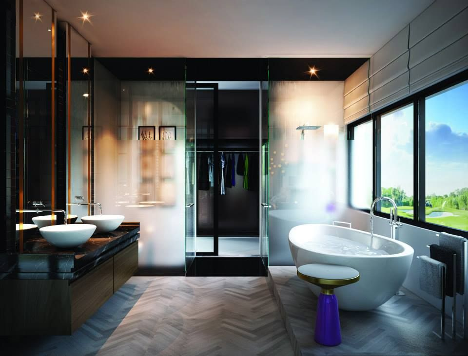 30 Modern Bathroom Design Ideas For Your Private Heaven modern bathroom design ideas for your private heaven