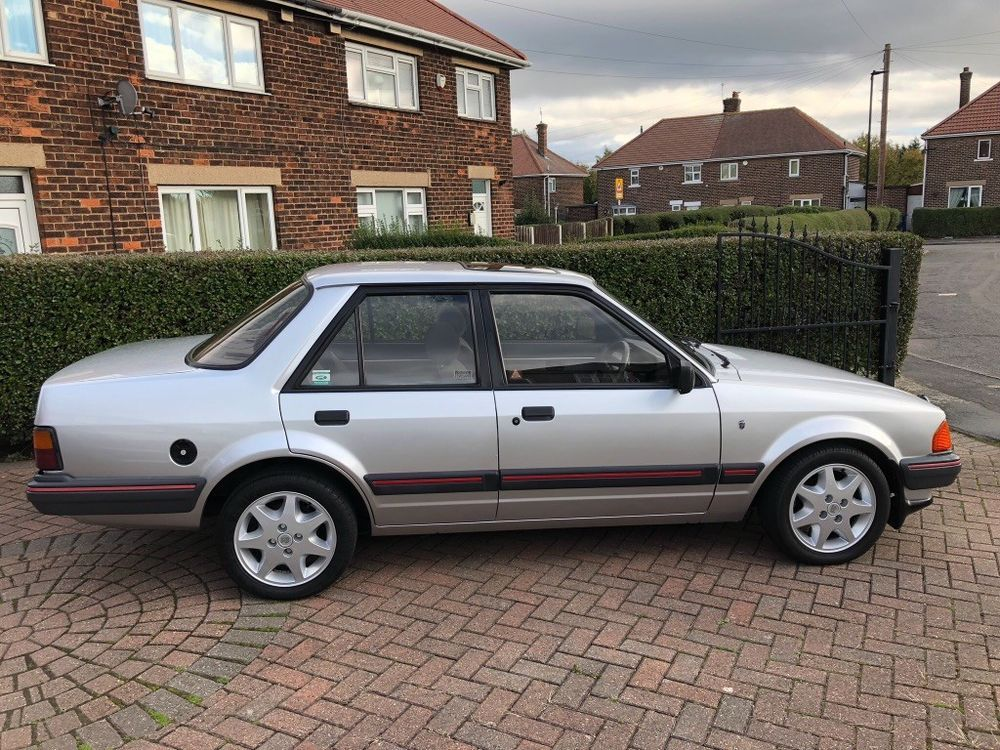 Ebay Ford Orion Mk1 1 6i Ghia Ford Orion Orion Ford