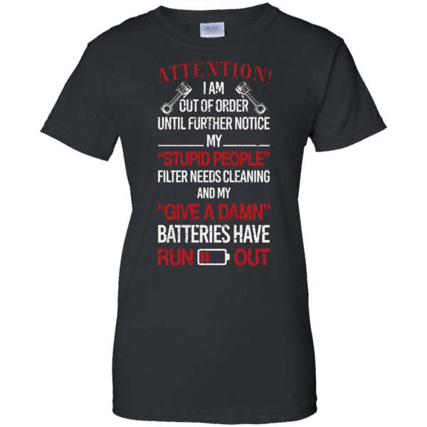 Hi everybody!   Attention I AM Out Of Order Until Further Notice My Stupid - T-Shirt https://vistatee.com/product/attention-i-am-out-of-order-until-further-notice-my-stupid-t-shirt/  #AttentionIAMOutOfOrderUntilFurtherNoticeMyStupidTShirt  #AttentionOrderTShirt #IOrderFurtherMy #AM #OutUntil #OfStupidShirt #Order #UntilShirt #Further #NoticeMyStupid #MyT