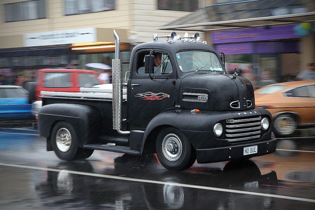 1948-1950 Ford F-5 COE pickup