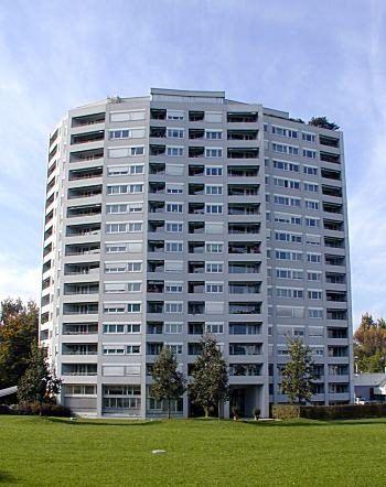 Hochhaus Schönbühl, Alvar Aalto, 1965-68   Alvar aalto ...