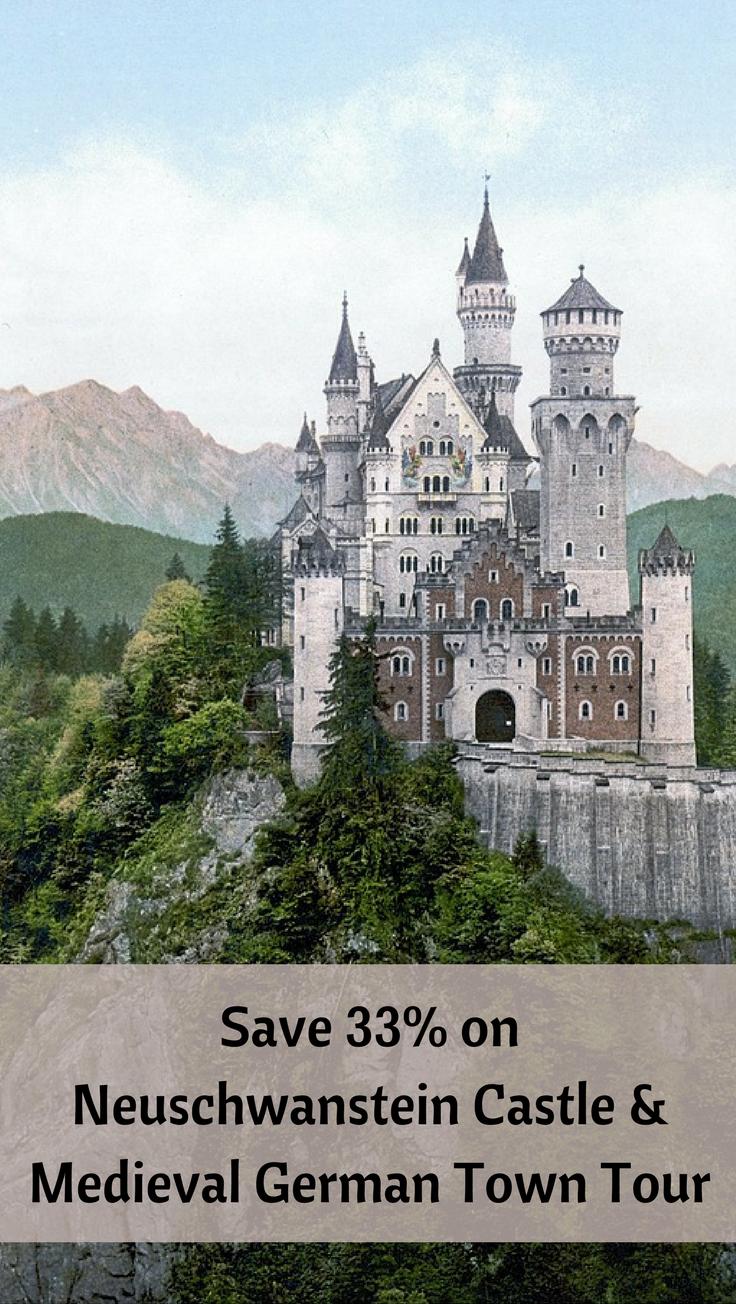 Medieval german castle