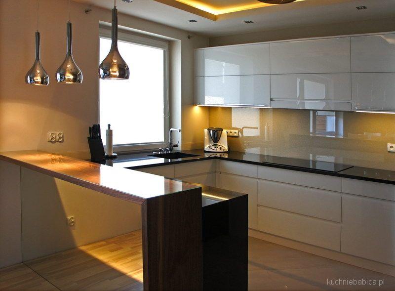 Pin By Monika Gniadek On Wnetrza Modern Kitchen Home Home Decor