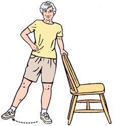 Non-Impact Exercises - National Osteoporosis Foundation