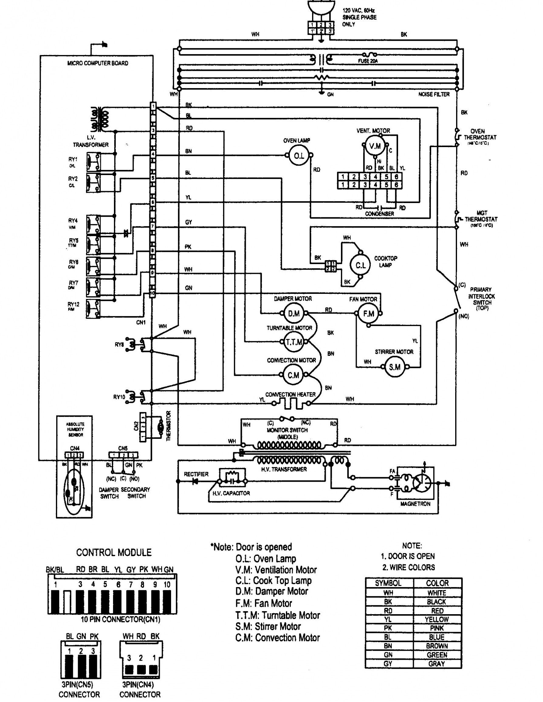 Unique Bosch Dishwasher Motor Wiring Diagram Diagram