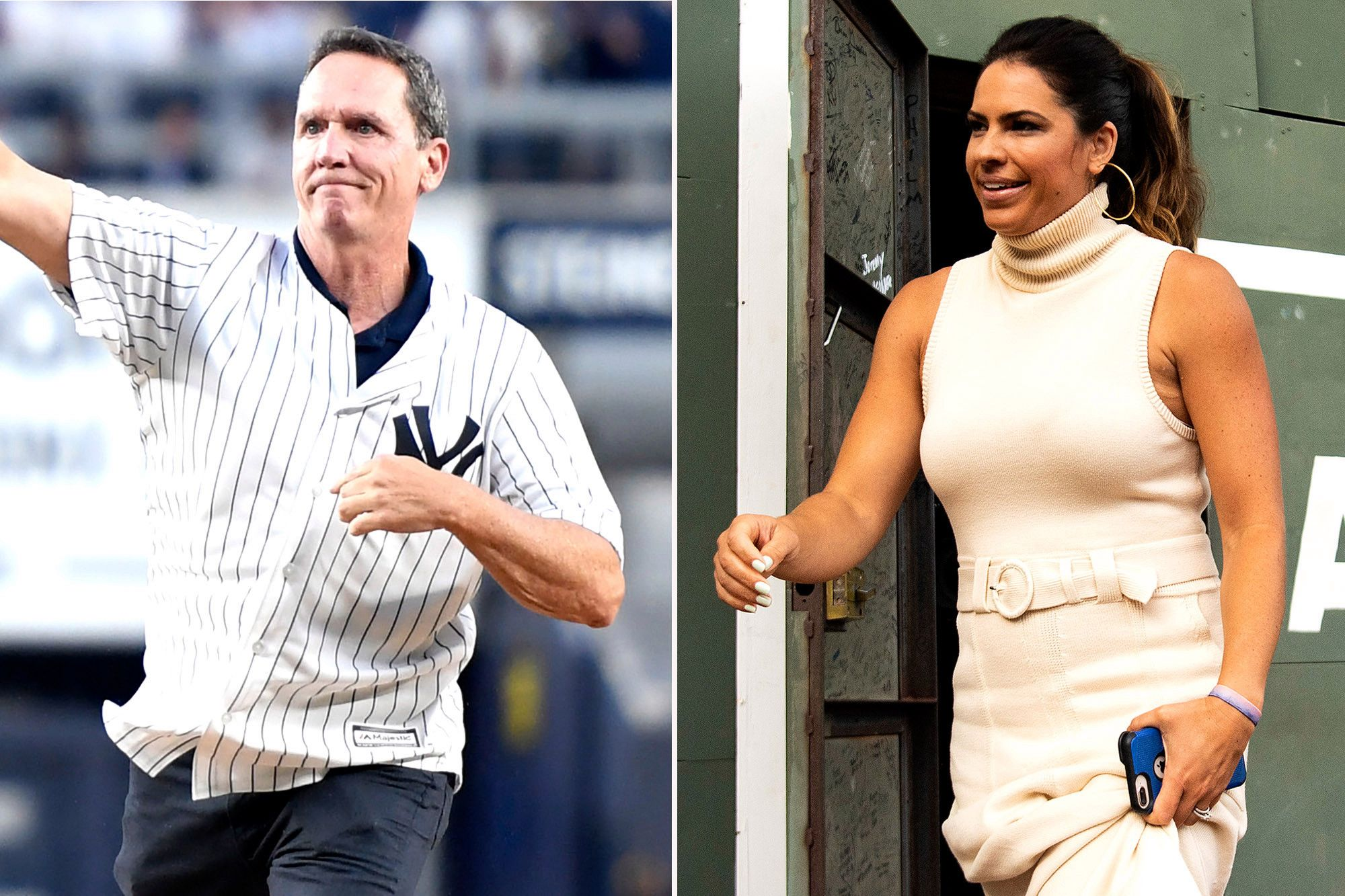 Espn Eyeing Ex Yankee With Jessica Mendoza S Spot In Limbo Major League Baseball News Http Mlb Nbanewsno In 2020 Major League Baseball Major League Jessica Mendoza