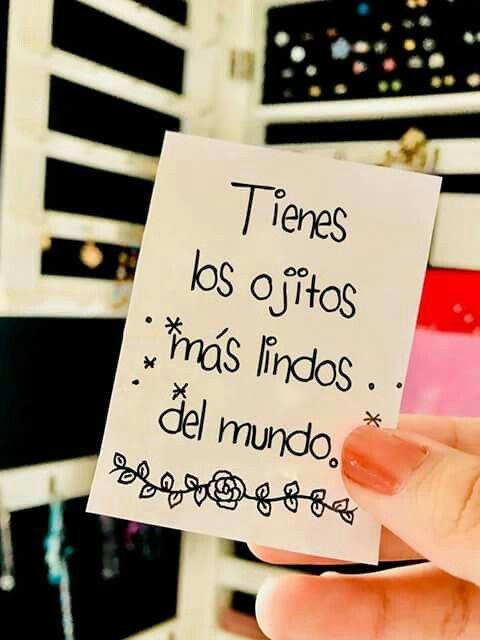 Frases Frases Tumblr Ojitos Para Dedicar Amor Parejas Para