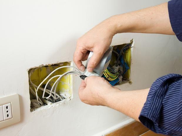 reformas de casas como reparar a parte elétrica