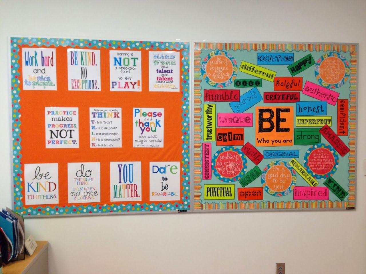 Bulletin board ideas for principals office google search for Inspirational quotes for office notice board