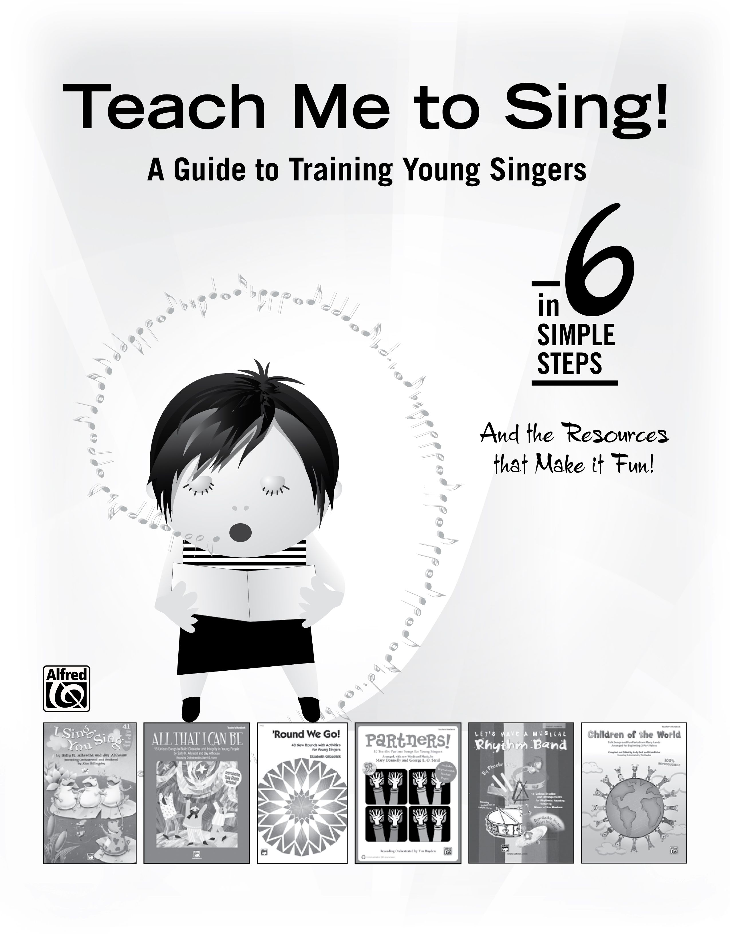 Alfred S Free Teach Me To Sing Sampler Helps You Train