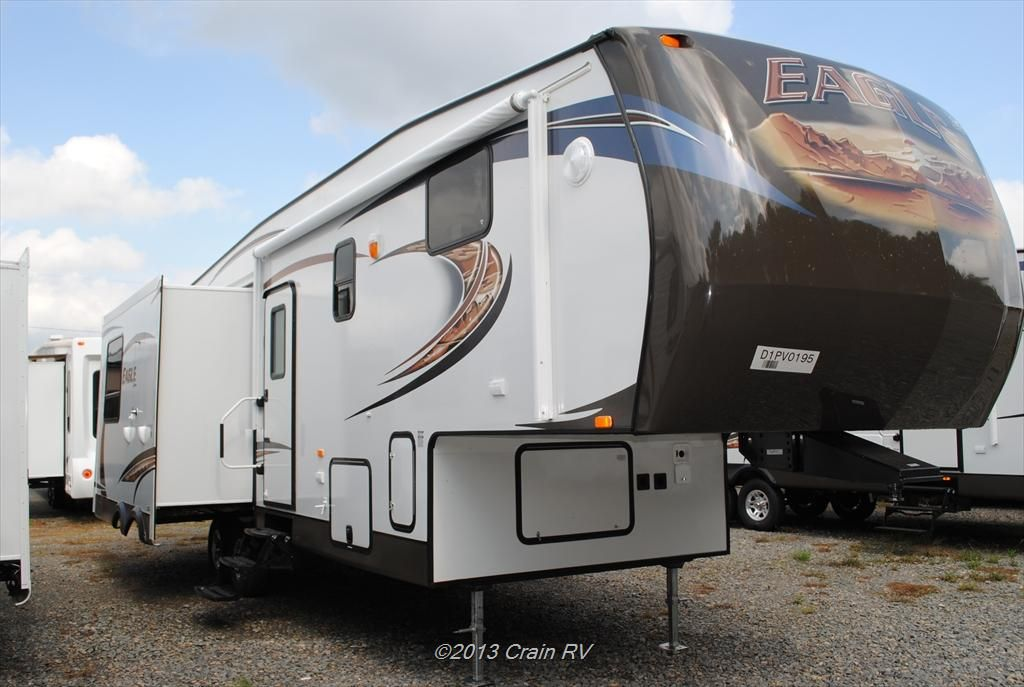 New 2013 Jayco Eagle 315rlts For Sale By Crain Rv Available In Little Rock Arkansas 1 Bed 1 Bath Like The Living Jayco Little Rock Eagle