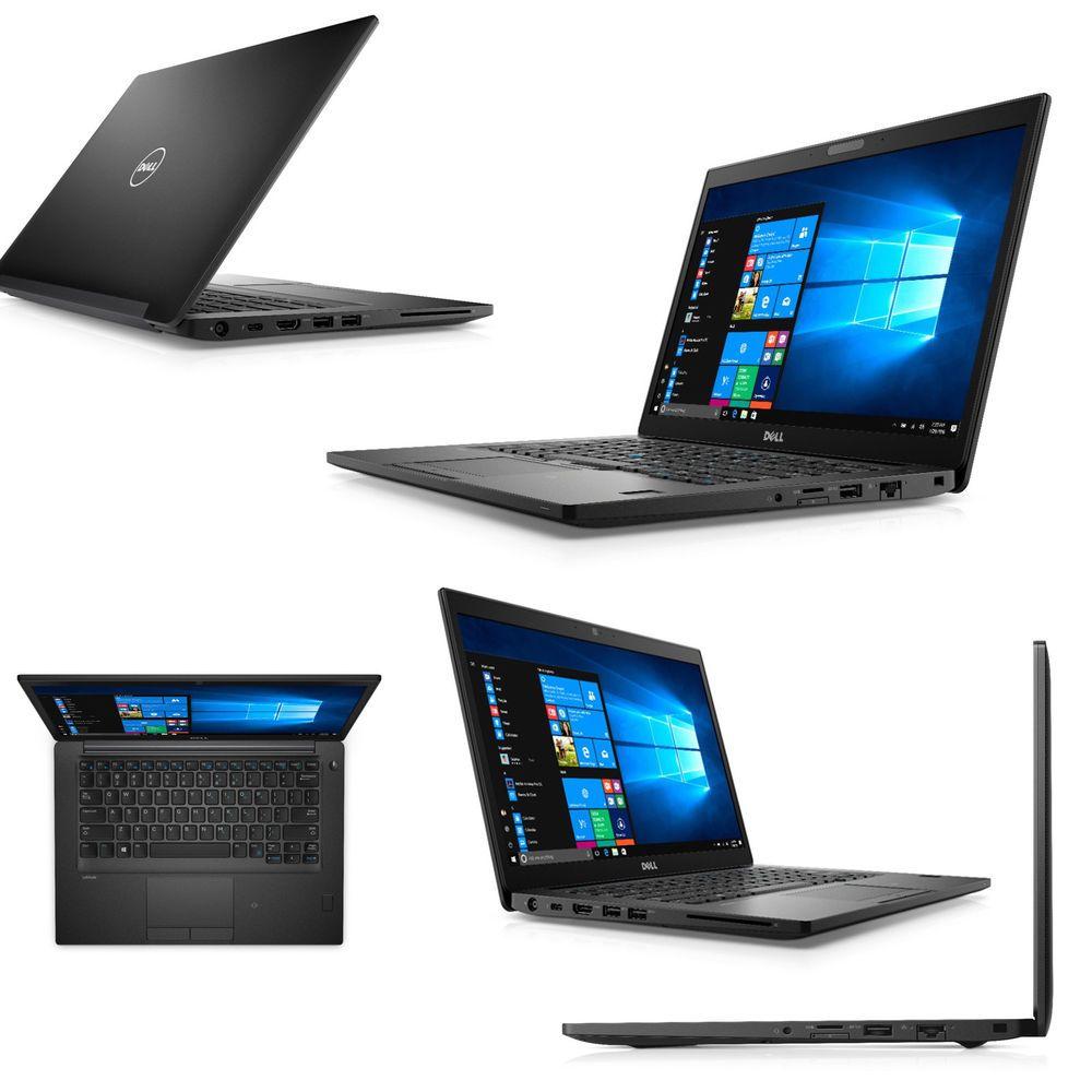 2020 Best Ssd Dell Latitude 7480 16GB Ram 250GB SSD Full HD IPS Windows 10 Pro +