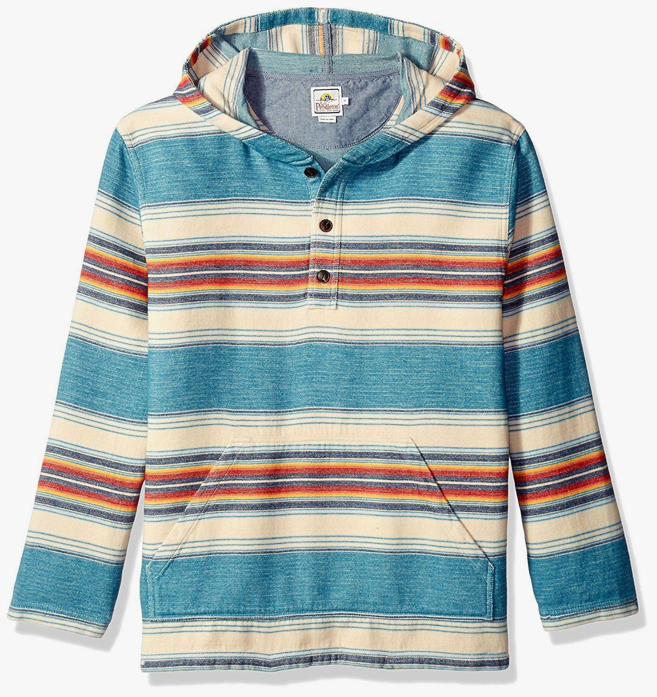 Pendleton Guys's Surf Serape Stripe Popover at Amazon Guys's Apparel retail outlet: #travel #fitne...