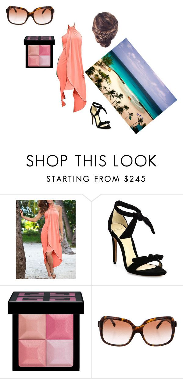 """""""Lovely Day"""" by fashion4life1324 on Polyvore featuring Alexandre Birman, Givenchy and Chanel"""