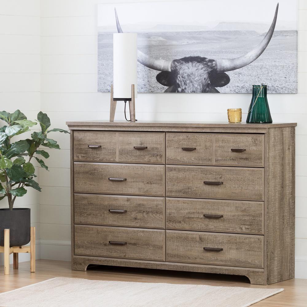 Weathered Oak Dresser BestDressers - Weathered oak bedroom furniture