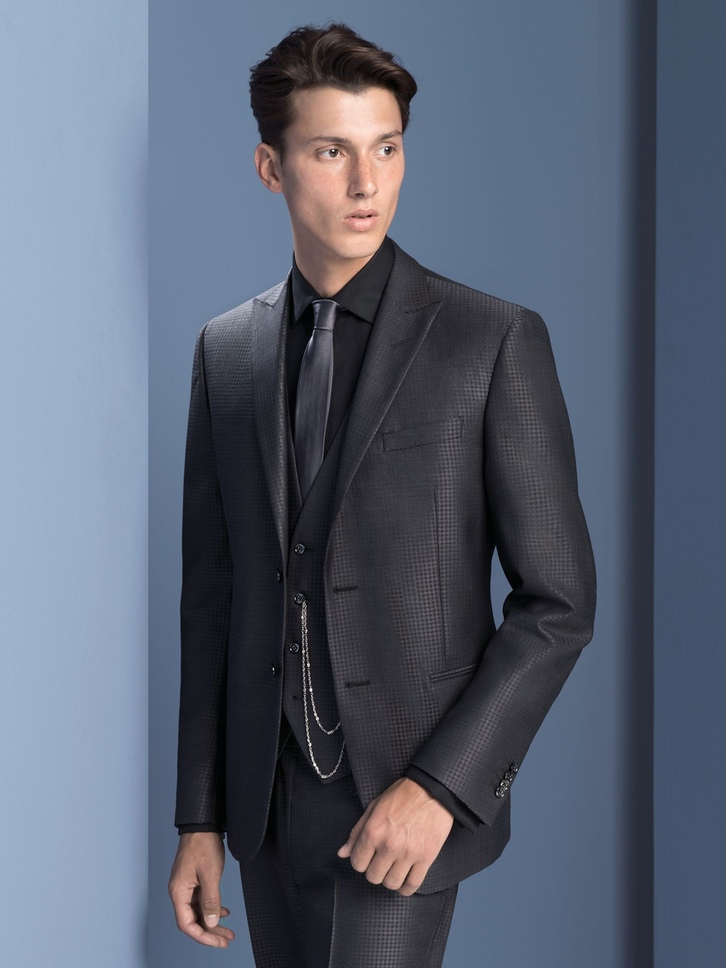 Suit Wool Grey 2016 - 2016 Formalwear | CC Collection Corneliani