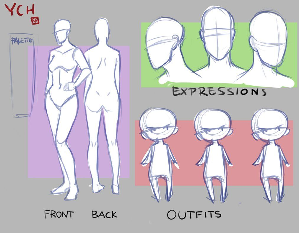 Character Sheet Open By Sajophoe Character Sheet Drawing Base My Drawings