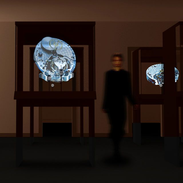 PHOTO カルティエ、時計作りの核心へ 「Cartier Time Art」 (3/9)|アート|Excite ism(エキサイトイズム)