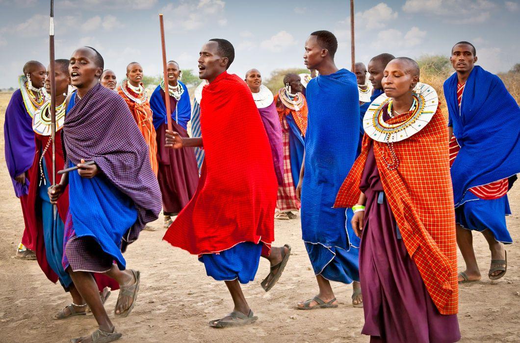 Самые красивые и необычные танцы разных племен и народов ...