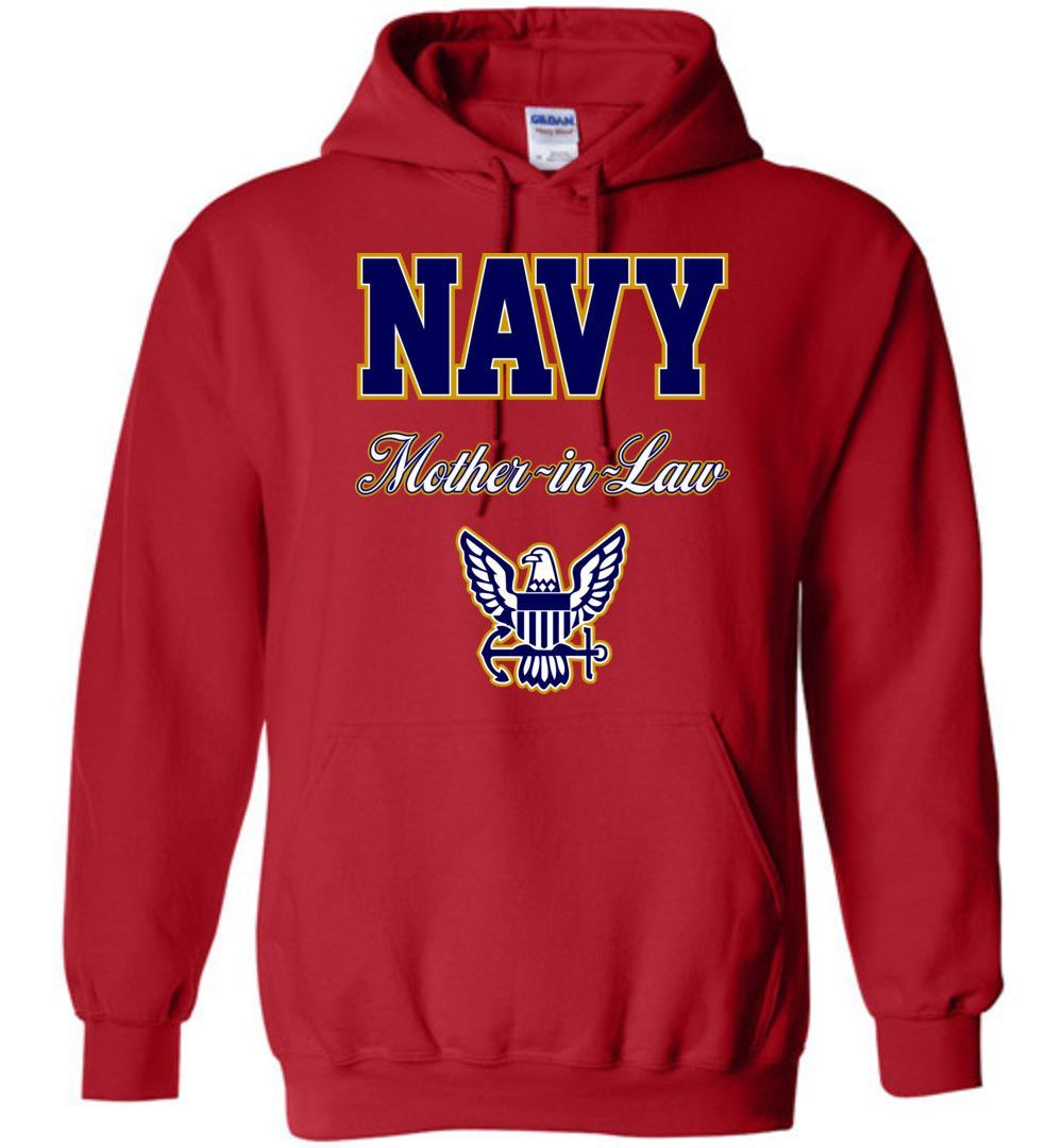 U.S. Navy Mother-in-Law Hoodie