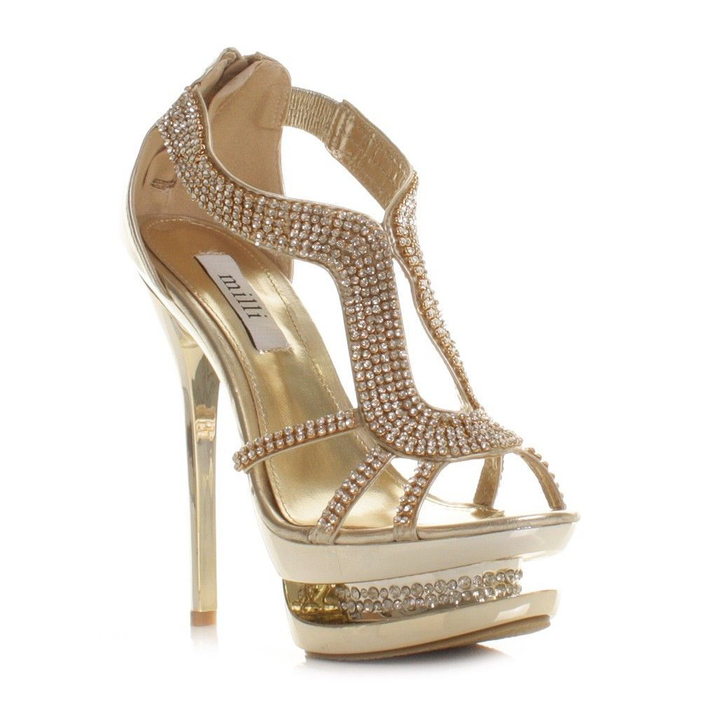 Wedding Cheap Prom Shoes gold prom heels fs heel 1000 images about shoes on pinterest wedding